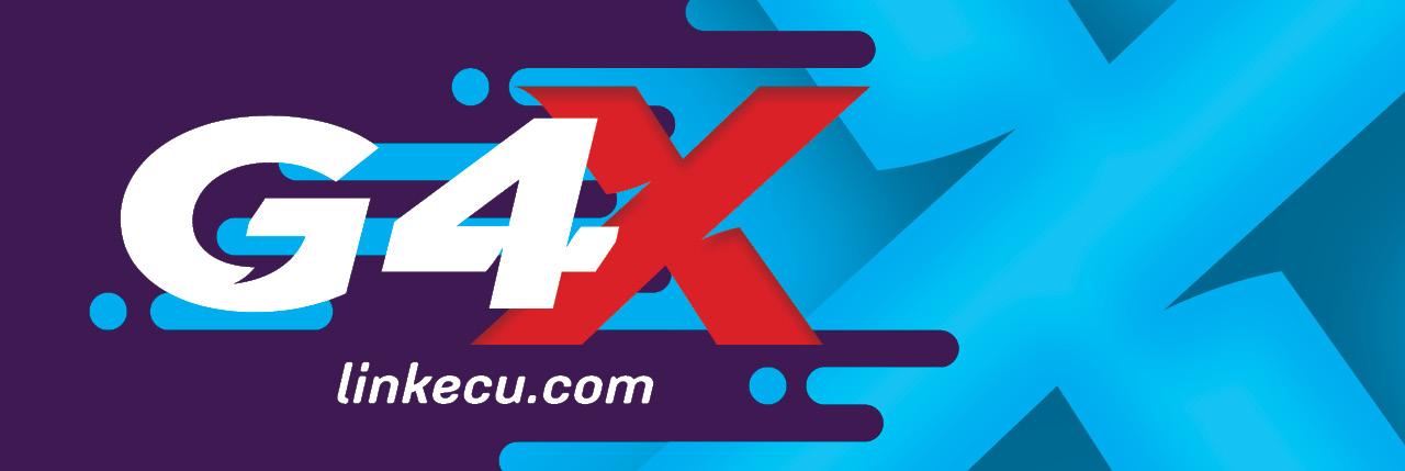 G4X banner
