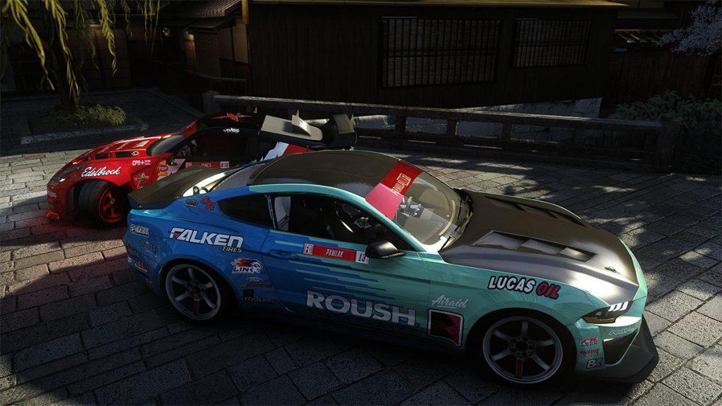 Screenshot from Assetto Corsa