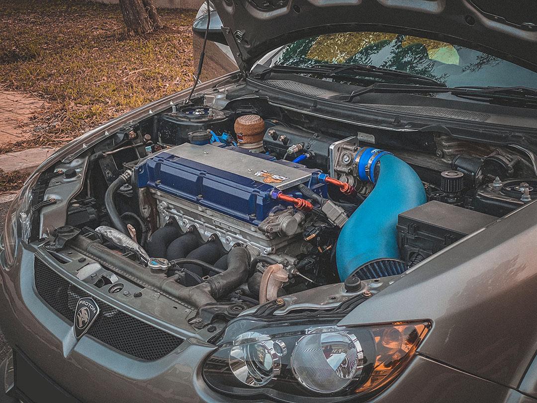 Mitsubishi DOHC 4G93 1.8L Engine