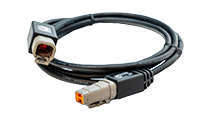 CANEXT 2 meter CANExtension Cable for increased reach between your ECU CAN cable and CAN splitter/s or CAN device/s