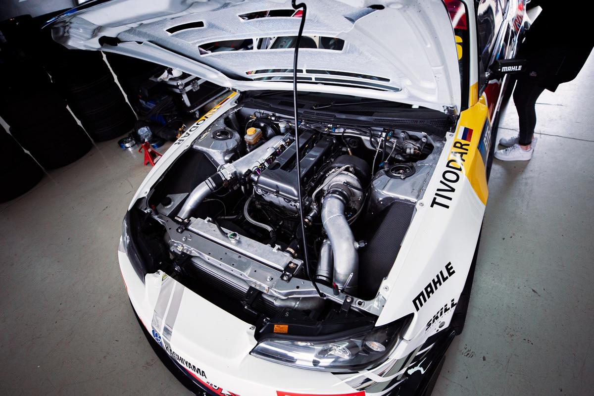 Forward Auto S15